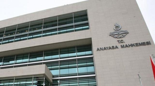 AYM, CHPnin infaz yasası başvurusunu reddetti