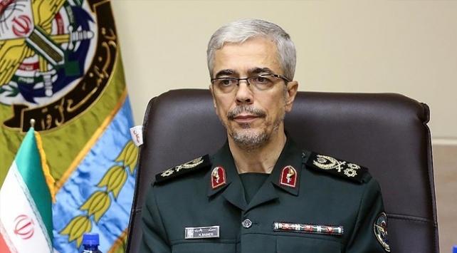 İran Genelkurmay Başkanlığı: İsrailin Suriyedeki saldırılarında bugüne kadar yalnızca 8 İran askeri öldü