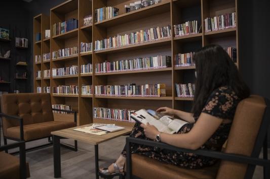 Yıl sonuna kadar 20 AVM kütüphanesi açılacak