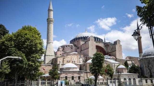 Mimar Sinan Ayasofya Camii'ni yaşattı