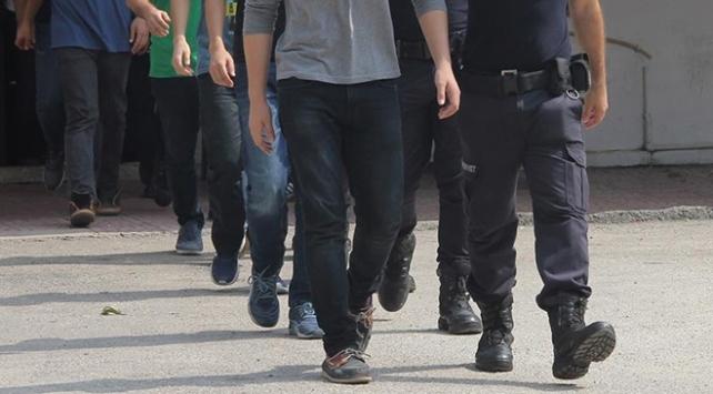 Kütahyada çeşitli suçlardan aranan 25 kişi yakalandı