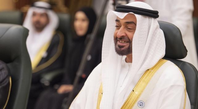 Fransada Abu Dabi Veliaht Prensi Al Nahyan hakkında soruşturma