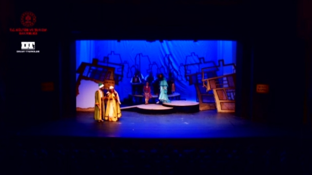 'Akide Şekeri' oyunu Bursa'da sahnelenecek