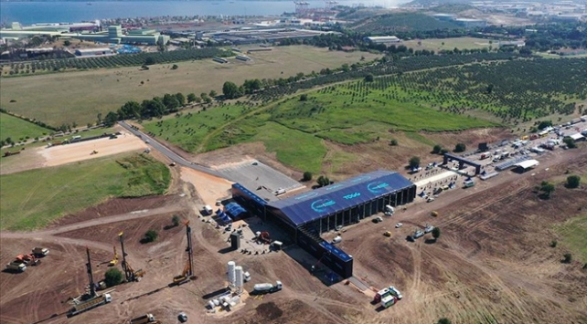 Türkiyenin Otomobilinin üretileceği fabrikanın temeli atılıyor