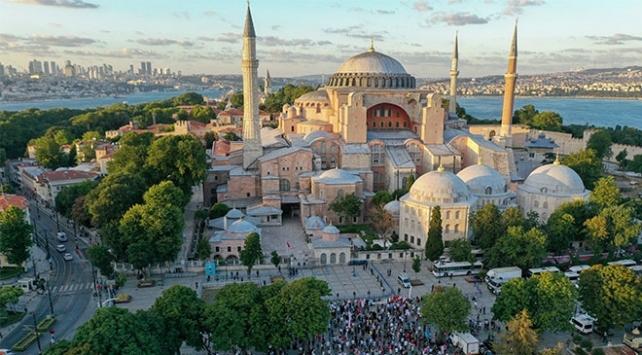 İslam dünyasından Türkiyeye Ayasofya tebriği