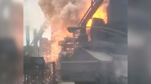 ABD ve Çin'deki fabrikalarda şiddetli patlamalar