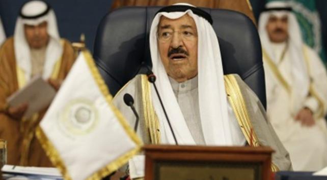 Kuveyt Emiri tıbbi kontrol için hastaneye kaldırıldı