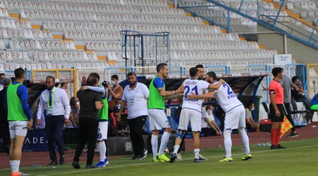 Büyükşehir Belediye Erzurumspor Süper Lige yükseldi
