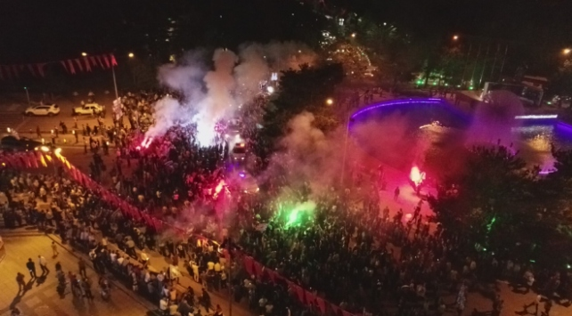 Bakan Kocadan Erzurumspor taraftarına tedbirlere uyun çağrısı