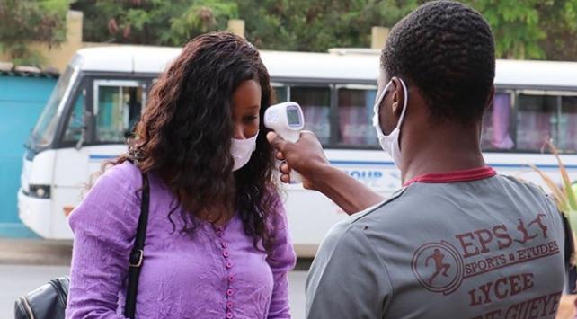 Nijeryada koronavirüs vaka sayısı 36 bini geçti