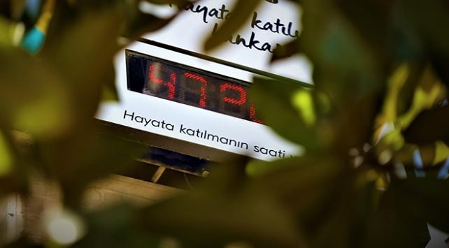 Elazığda hava sıcaklığı 47 dereceye çıktı