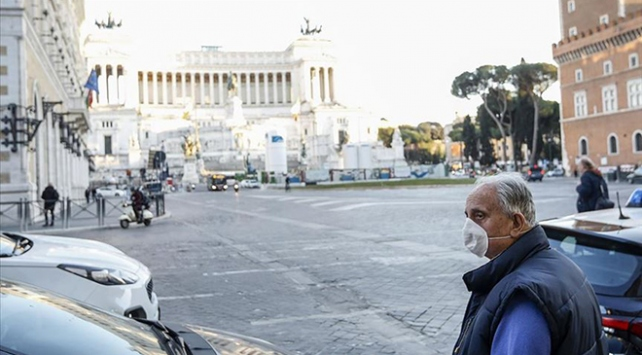 İtalyada 5 ay sonra en düşük ölüm oranı