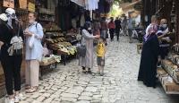 UNESCO Dünya Miras Listesi'ndeki Safranbolu'ya turist akını