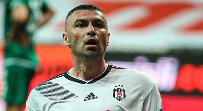 Beşiktaşta Burak Yılmaz derbiye yetişti