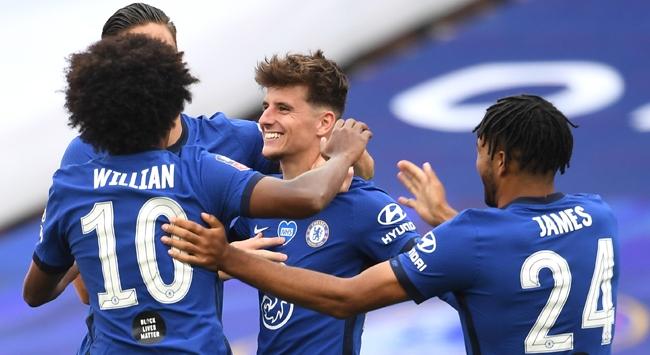 Chelsea FA Cupta finale yükseldi