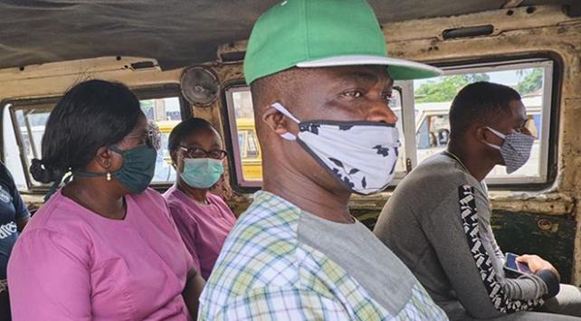 Nijeryada maske takmayanlar tutuklanacak