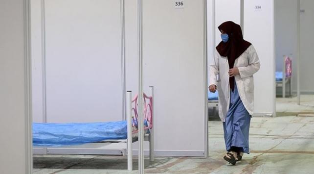 Irakta Covid-19 nedeniyle ölümler artıyor