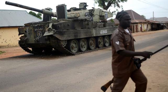 Terör örgütü Boko Haramın 8 üst düzey üyesi öldürüldü