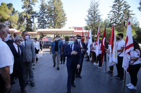 Kıbrıs Barış Harekatının 46ncı yıl dönümü