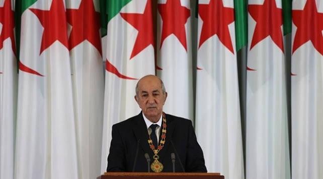 Cezayirden Libya krizine çözüm için yeni bir girişim sinyali