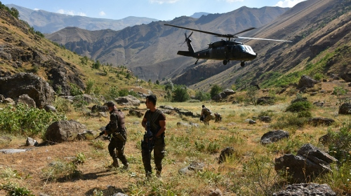 Hakkari'de 'YILDIRIM-2 CİLO' Operasyonu başlatıldı