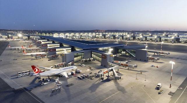Yılın ilk yarısında 20 milyondan fazla yolcu İstanbuldan uçtu