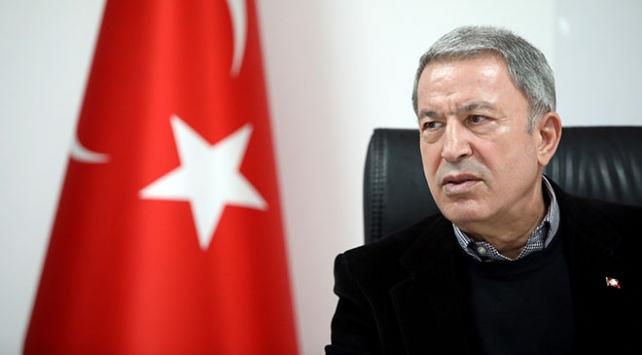 Bakan Akar, Libya İçişleri Bakanı ve Malta İçişleri Bakanı ile görüştü