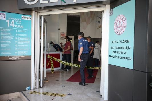 Bursada rehabilitasyon merkezinde silahlı saldırı: 1 ölü, 2 yaralı