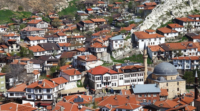 Turistlerden Beypazarına yoğun ilgi