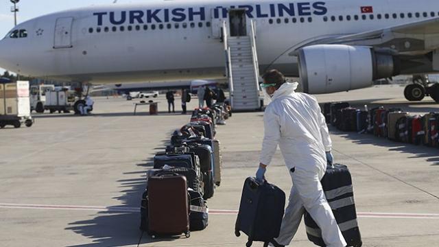 Türk vatandaşlarının tahliye süreci video serisiyle anlatılıyor