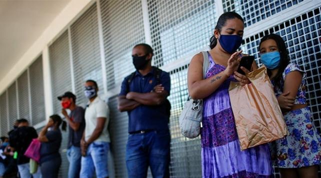 Brezilya, Meksika ve Hindistanda koronavirüs kaynaklı ölümler artıyor