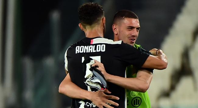 Juventus Lazio engelini kayıpsız aştı