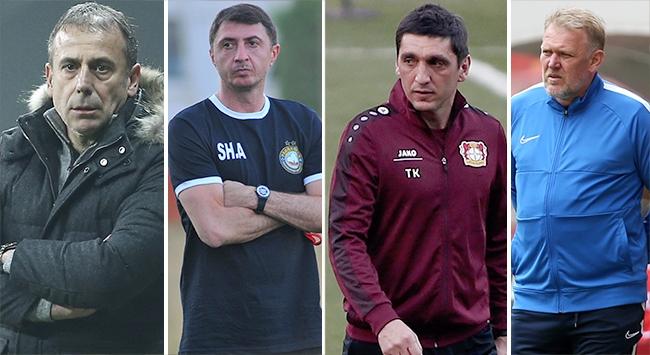 Trabzonsporda teknik direktör için 4 aday