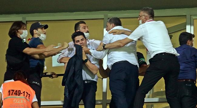 Ankara Demirspordan Sakaryaspor maçı açıklaması