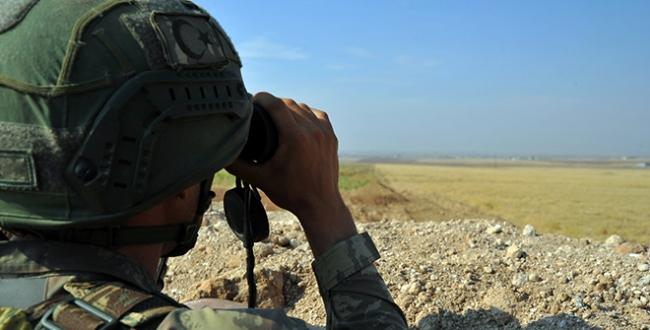Fırat Kalkanı bölgesinde DEAŞlı 2 terörist gözaltına alındı
