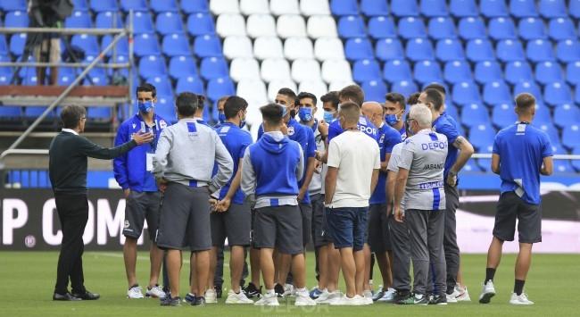 Deportivo 3. lige düştü