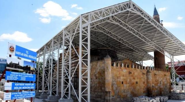 750 yıllık gök bilim medresesi restore ediliyor