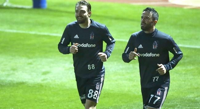 Beşiktaşta iç transfer harekatı
