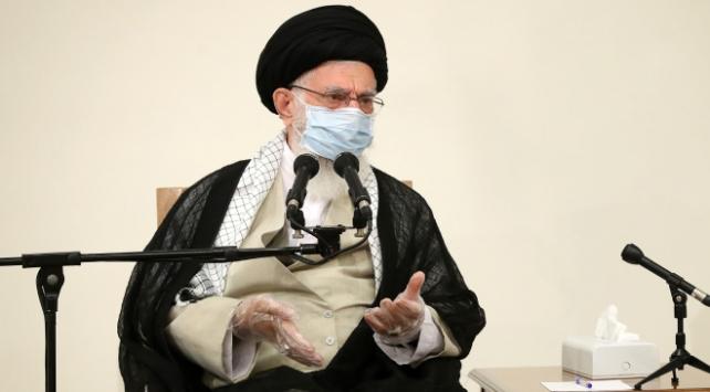 Hamaney: ABDlilerin Iraka bakışı bizimkinin tam tersidir