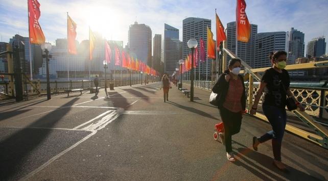 Avustralyada Covid-19 salgınında en yüksek günlük vaka sayısı kaydedildi