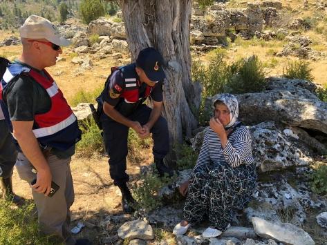Mersinde 2 gündür kayıp olarak aranan kadın bulundu