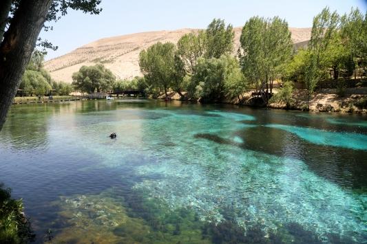 Sivasın doğal akvaryumu turizme kazandırılıyor
