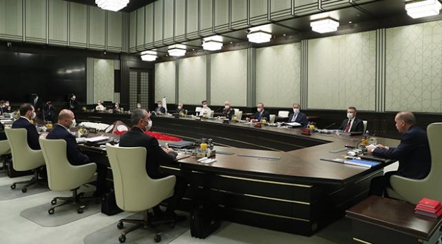Milli Güvenlik Kurulu yoğun gündemle toplanıyor