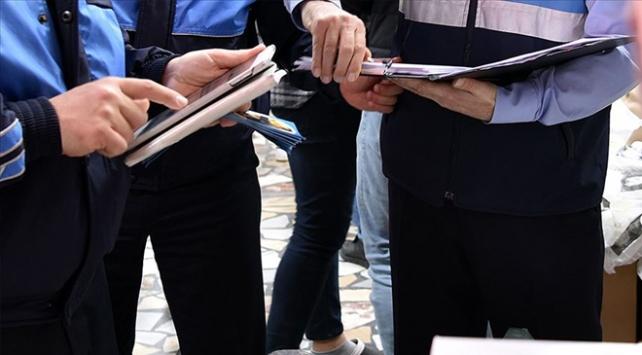 Gaziantepte 3 bin 229 kişiye sosyal mesafe ve maske cezası