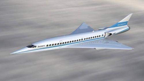 Süpersonik uçak teknolojisi XB-1 ile geri dönüyor