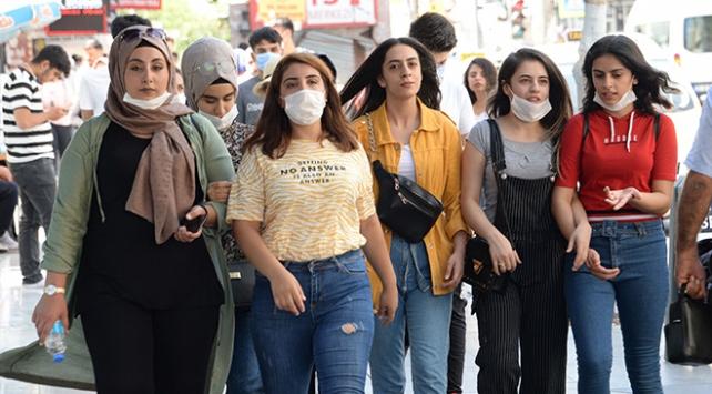 Diyarbakırda vaka artışlarının nedenleri: Maske, taziye ve düğünler
