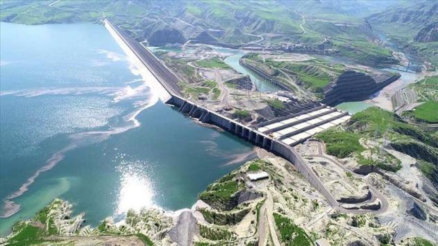 Ilısu Barajından ekonomiye 2 ayda 200 milyon lira katkı