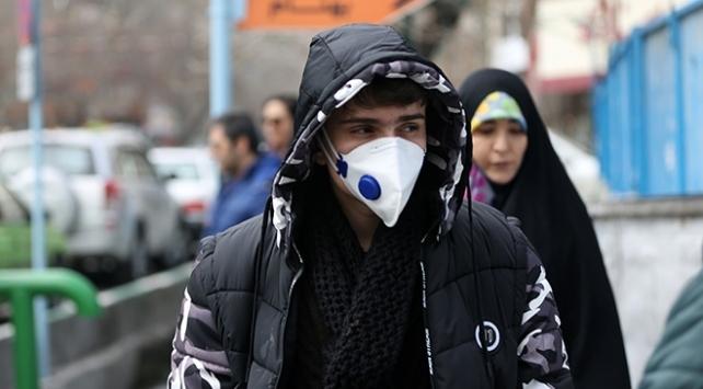 İranda son 24 saatte 219 kişi koronavirüsten öldü