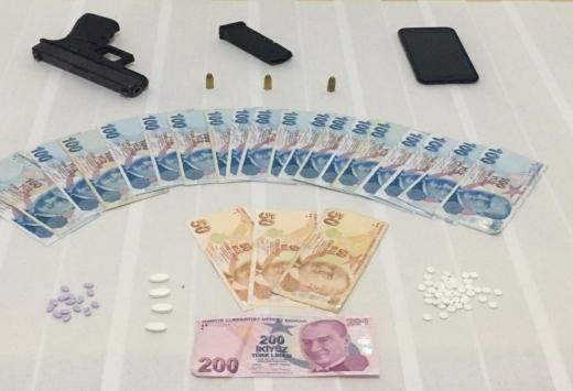 Çanakkalede silah kaçakçılığı operasyonunda yakalanan kişi tutuklandı