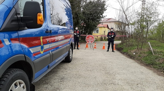 Gaziantepte 14 eve karantina kararı